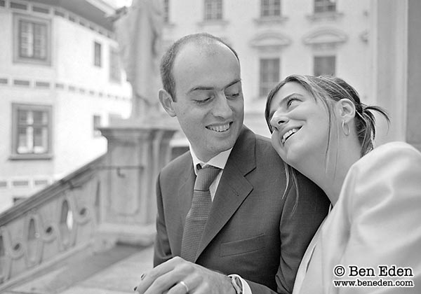 Vienna, Austria Wedding Photographer